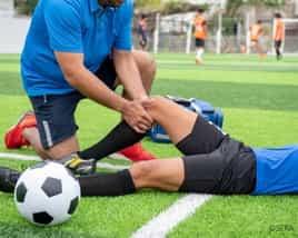 blessure football ©SERA